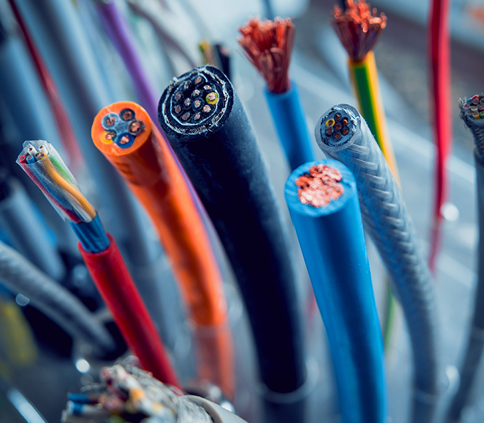 Data & Electrical cables